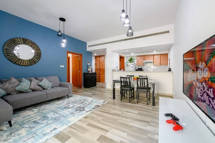 2 Fully upgraded | Unfurnished 1 Bed | Chiller free