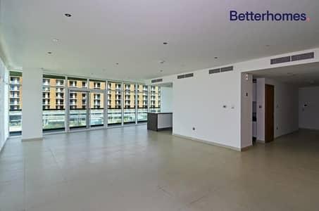 فلیٹ 3 غرف نوم للايجار في شاطئ الراحة، أبوظبي - Sea and Marina View|3 Bed Al Naseem Residences