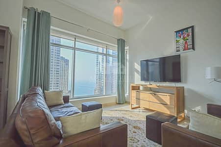 2 Bedroom Penthouse for Sale in Dubai Marina, Dubai - Large 2 Bed Penthouse | Sea view | Chiller free