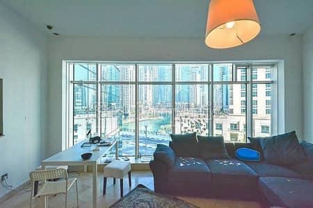 2 Bedroom Apartment for Sale in Dubai Marina, Dubai - Huge Size Marina View 2BR+Maids