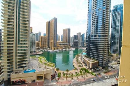 2 Bedroom Apartment for Sale in Jumeirah Beach Residence (JBR), Dubai - 2 Bedroom | Storage | Full Marina Views