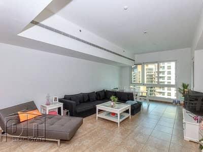 شقة 2 غرفة نوم للايجار في نخلة جميرا، دبي - High Floor | Great Location | Spacious