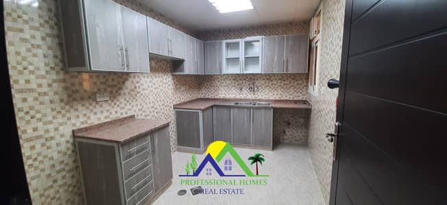 1 Bedroom Apartment for Rent in Al Hili, Al Ain - Brand New 1BHK in Hili @ 28k