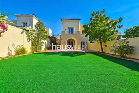تاون هاوس 3 غرف نوم للايجار في البحيرات، دبي - Available July | Type 2E | Landscaped Garden