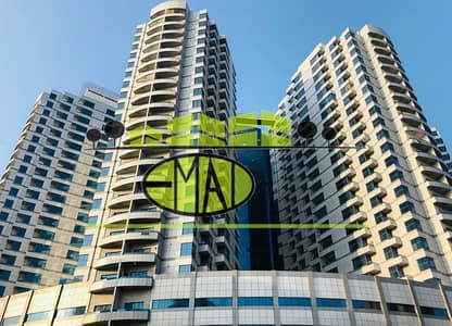 Falcon Towers | Open View | 3 Bed Hall | Big Size | Downtown Ajman