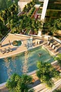 5 Fully furnished 1BHK W/ 7yrs payment plan!
