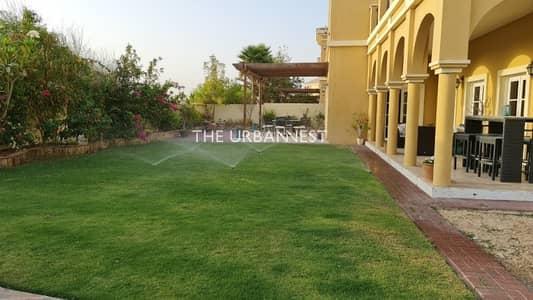 فیلا 4 غرف نوم للايجار في ذا فيلا، دبي - Available June | Cordoba E1 with Landscaped Garden