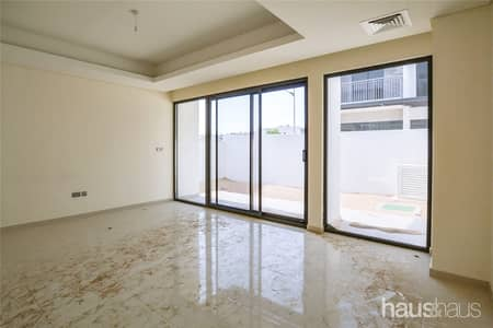 3 Bedroom Villa for Rent in Akoya Oxygen, Dubai - Single Row | Corner Plot | Best Value