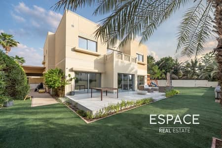 4 Bedroom Villa for Sale in The Meadows, Dubai - Unique Property | Fully Upgraded | 9000 Plot