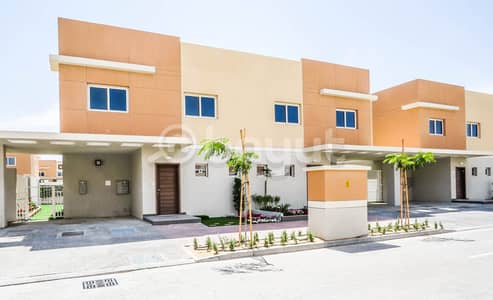 3 Bedroom Villa for Rent in Al Samha, Abu Dhabi - Brand New 3 BHK Villa in Reef 2 | HOT Deal Monthly Just 7200