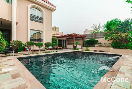 فیلا 4 غرف نوم للبيع في جميرا، دبي - Exclusive | Newly Renovated | Prime Location