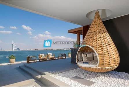 بنتهاوس 4 غرف نوم للبيع في نخلة جميرا، دبي - Half Floor Penthouse| Full Sea view | Best price