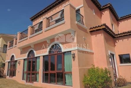 فیلا 5 غرف نوم للبيع في عقارات جميرا للجولف، دبي -  5 Beds plus M in Orange Lake.