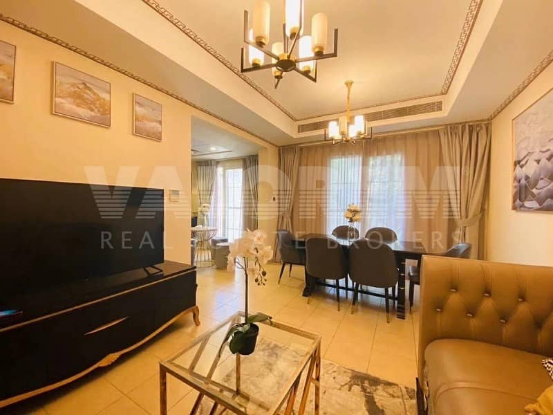 FULLY FURNISHED | 3 BEDROOMS | VACANT