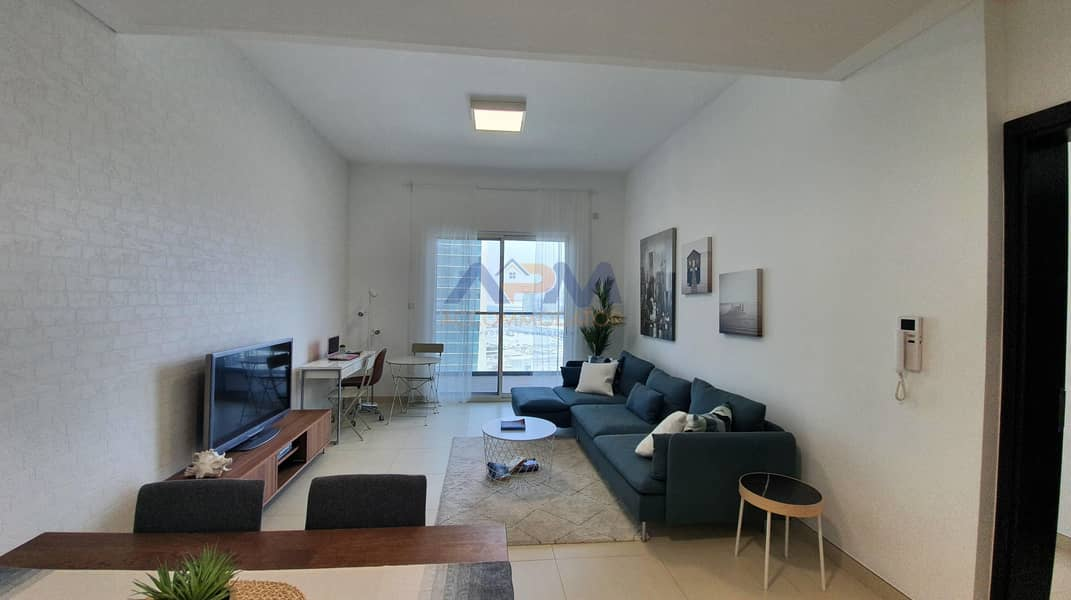 2   1 Bed room apartment