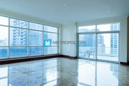 4 Bedroom Penthouse for Sale in Dubai Marina, Dubai - Marina and Sea View ? High Floor ? Penthouse Apt.