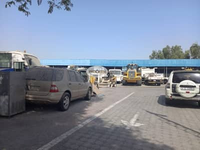 Warehouse for Rent in Umm Ramool, Dubai - 40000 square feet suitable for garage for rent in Umm Ramool