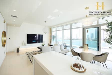 1 Bedroom Flat for Sale in Dubai Harbour, Dubai - 60|40 2Yrs Post Handover Payment Plan|Beach Access