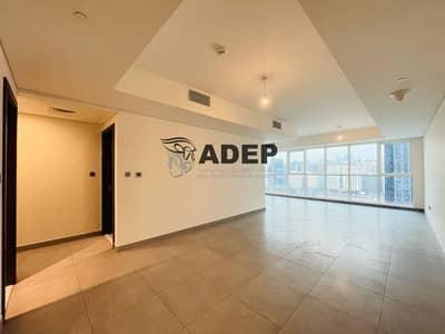 شقة في برج باي شارع الكورنيش 2 غرف 105000 درهم - 5108763