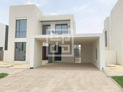 4 Bedroom Villa for Rent in Dubai South, Dubai - Beside Pool & Park | Exclusive Single Row Villa