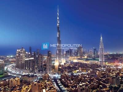 New listing | Large  2BR | High floor| Burj facing