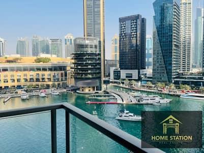 2 Bedroom Apartment for Rent in Dubai Marina, Dubai - Full Marina view|Premium Living|Unfurnished optional