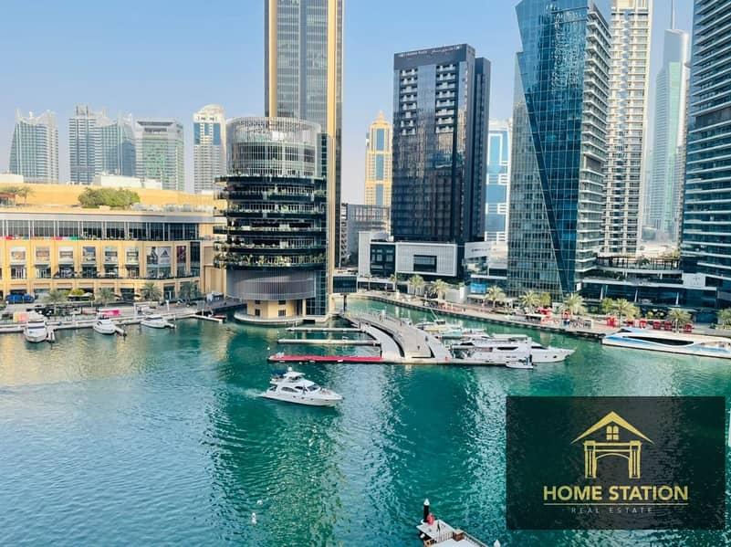2 Full Marina view|Premium Living|Unfurnished optional