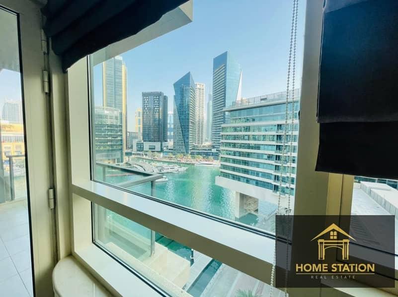 18 Full Marina view|Premium Living|Unfurnished optional