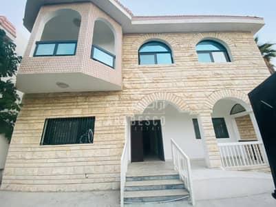 NICELY RENOVATED PRIVATE ENTRANCE 5 BEDROOM  VILLA  FOR RENT IN  AL KARAMAH STREET, Abu Dhabi