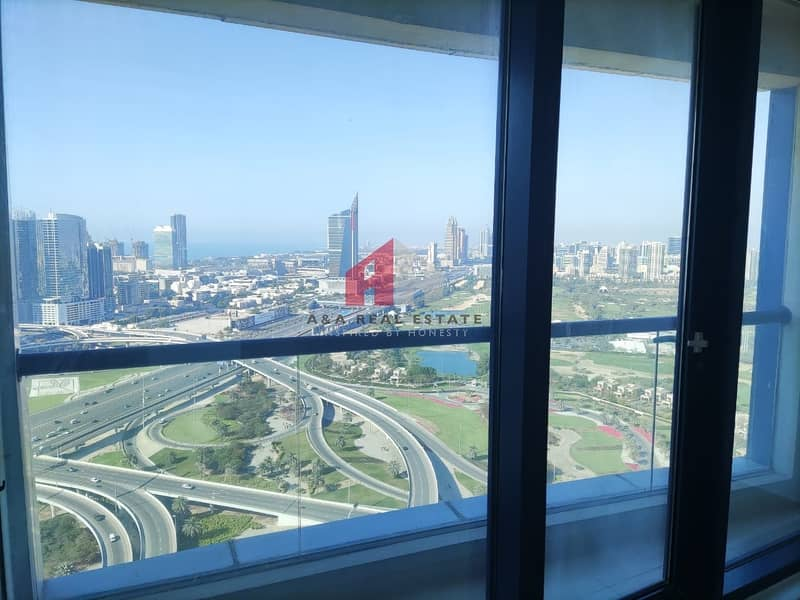 14 Marina View! Unfurnished apartment for Rent in X-1 Tower