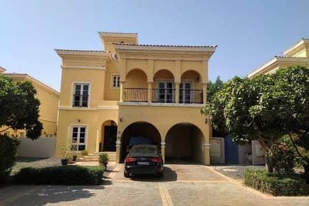 فیلا 4 غرف نوم للايجار في ذا فيلا، دبي - Type E1 | Cordoba | 4 bed | Landscaped Garden |