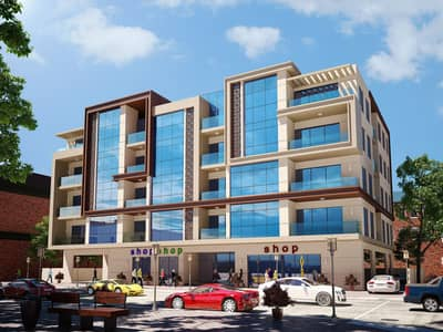 Plot for Sale in Al Aaliah, Ajman - Commercial  lands for sale in global city ajman