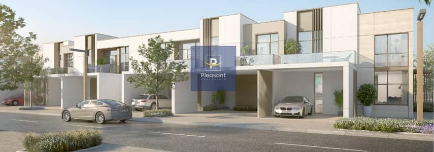 3 Bedroom Villa for Sale in Arabian Ranches 3, Dubai - Contemporary and Elegant Architecture | Book Your Unit Now