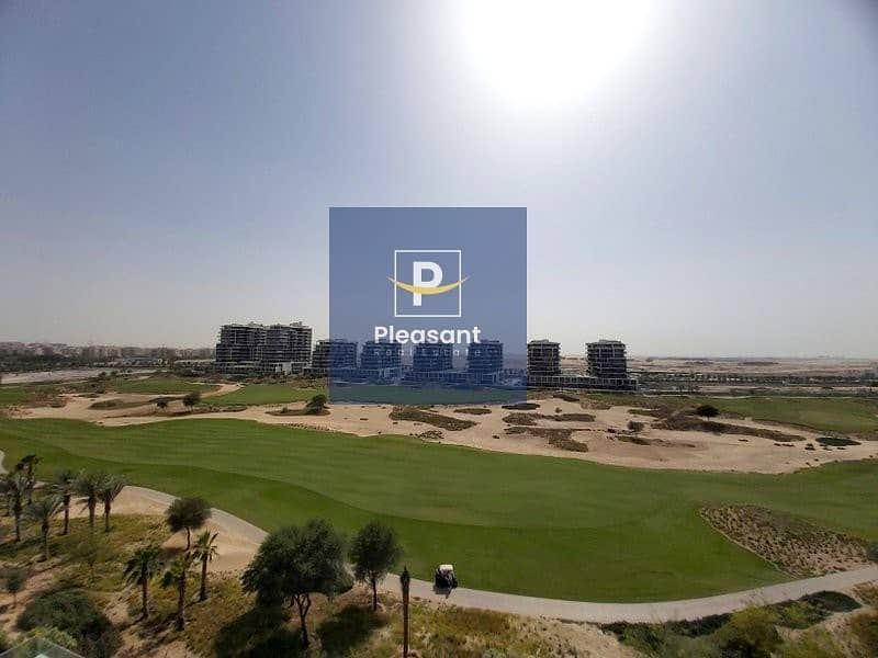 2 Full Golf Course Facing  I 3 Bedroom + Maids I No Commission