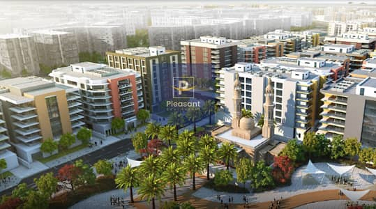 Mixed Use Land for Sale in Al Warsan, Dubai - G+7 Mixes Use Plot   Free Hold   3 Years Payment Plan   Al Warsan