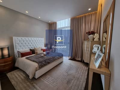5 Bedroom Villa for Sale in DAMAC Hills (Akoya by DAMAC), Dubai - Last Unit Available   Luxurious Fully Furnished   Fendi Styled Furniture