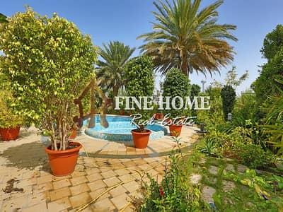 فیلا 6 غرف نوم للبيع في مارينا، أبوظبي - For Sale Villa   6 MBR   Swimming Pool   Jacuzzi