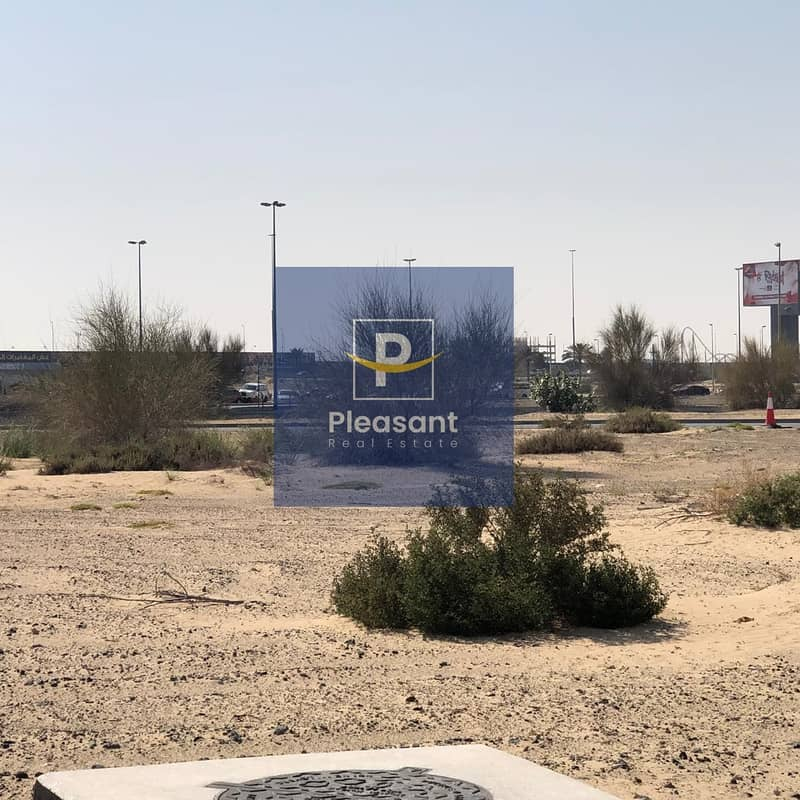 2 0 %  Commission | Residential Plot G+5 for sale in Liwan-2