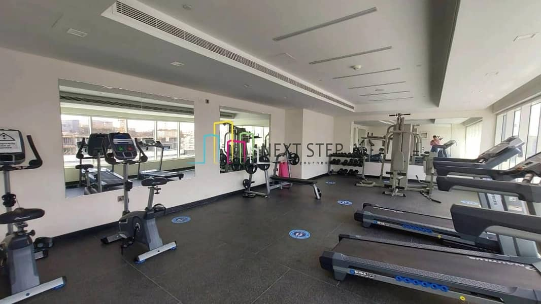 10 Secluded 1 Bedroom with  l  Gym & Pool Facilities  l  Parking