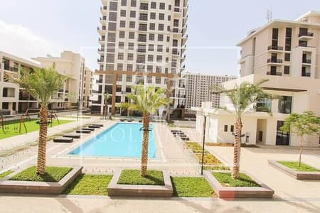 2 Bedroom Flat for Rent in Town Square, Dubai - Spacious Unit | Ready To Move In | Big Terrace
