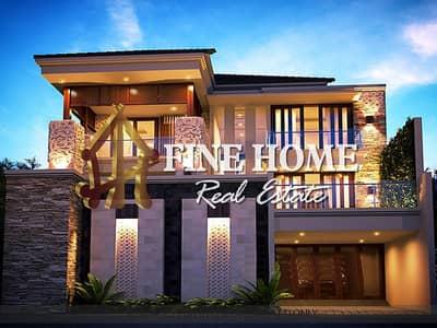 فیلا 10 غرف نوم للبيع في المناصير، أبوظبي - Big Villa  | 3 Floor | Penthouse in Roof