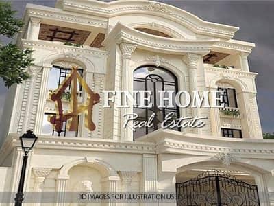 فیلا 10 غرف نوم للبيع في المناصير، أبوظبي - Villa | 3Floors | 6 apartments | ROI