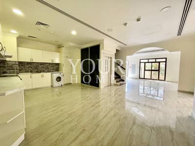 4 Bedroom Townhouse for Rent in Jumeirah Village Circle (JVC), Dubai - NK | 4 BHK Luxury Home with Elevator | Most Loved