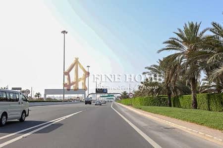6 Bedroom Villa Compound for Sale in Al Muroor, Abu Dhabi - 2 Villas Compound | With High Income | Balcony