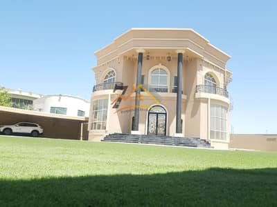 4-BEDROOM HUGE PLOT + MAID ROOM + MAJLIS VERY NEAR ASWAAQ