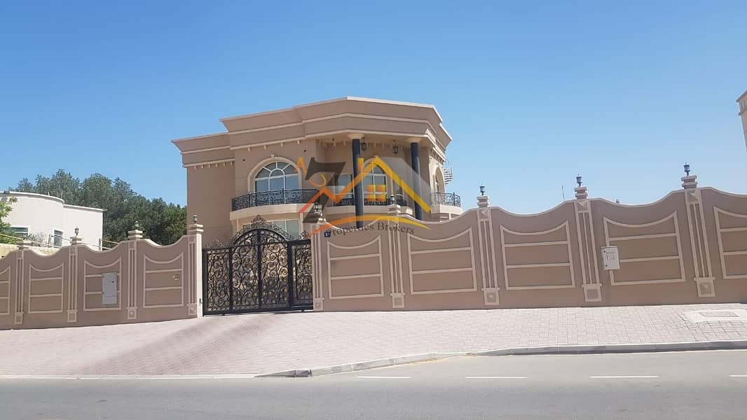 2 4-BEDROOM HUGE PLOT + MAID ROOM + MAJLIS VERY NEAR ASWAAQ