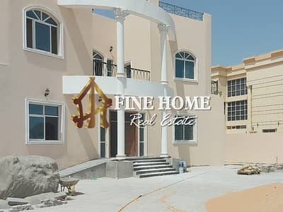 6 Bedroom Villa for Sale in Mohammed Bin Zayed City, Abu Dhabi - For Sale Villa 6 MBR with External extension