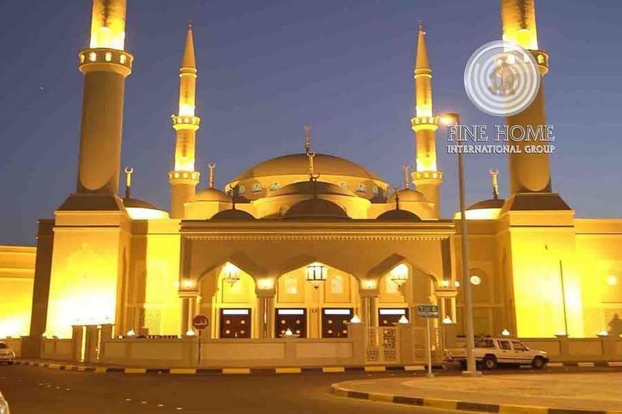 2 For Sale Big Commercial Land in Rawdhat Abu Dhabi