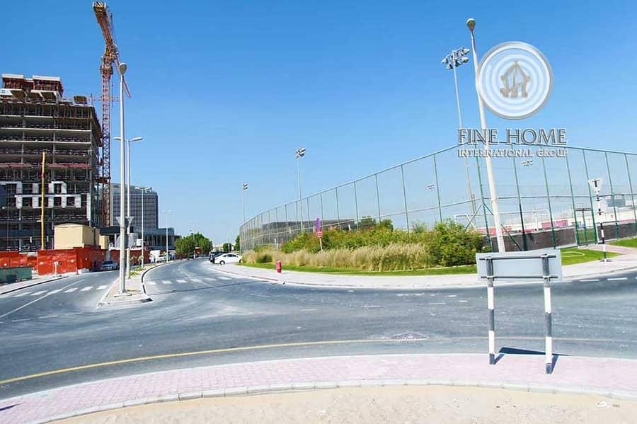 6 For Sale Big Commercial Land in Rawdhat Abu Dhabi