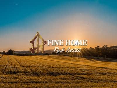 ارض تجارية  للبيع في روضة أبوظبي، أبوظبي - Commercial Land | Plot area : 18